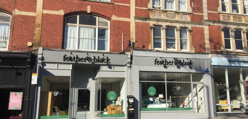 Shopfront Fascia