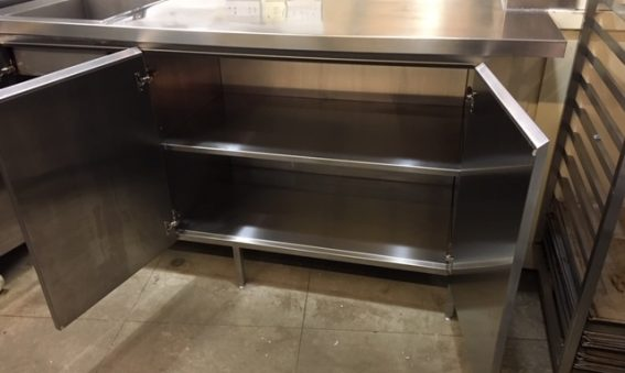 Bespoke Kitchen Unit - Open