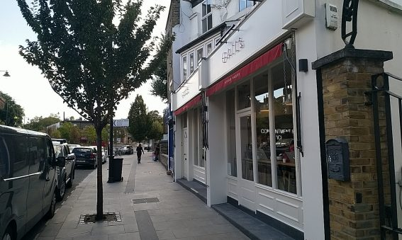 Shopfront Re-decoration