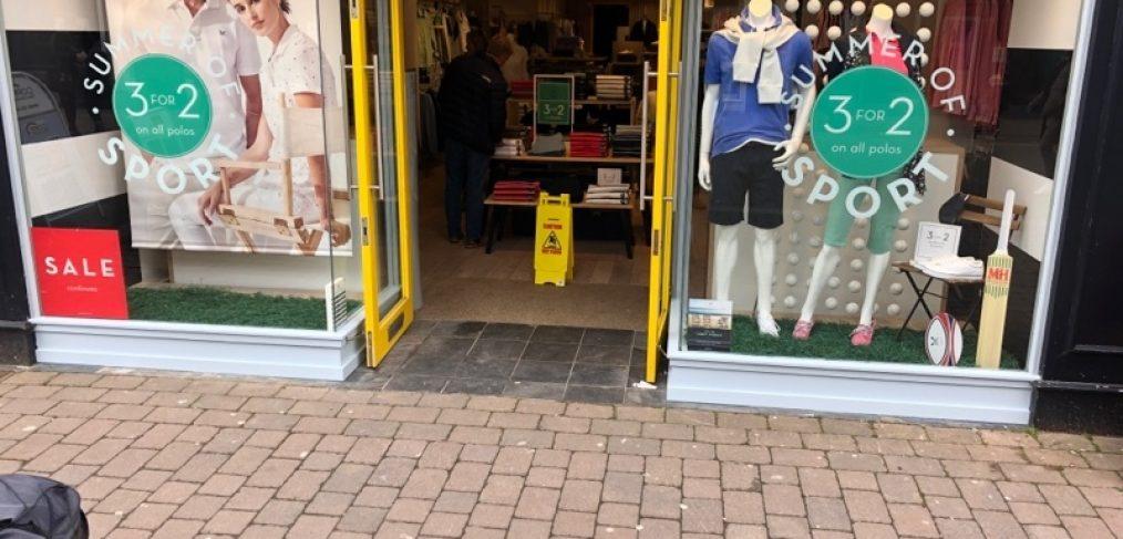 Shopfront Repairs